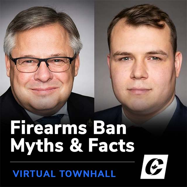 Firearms Ban: Myths & Facts Virtual Townhall