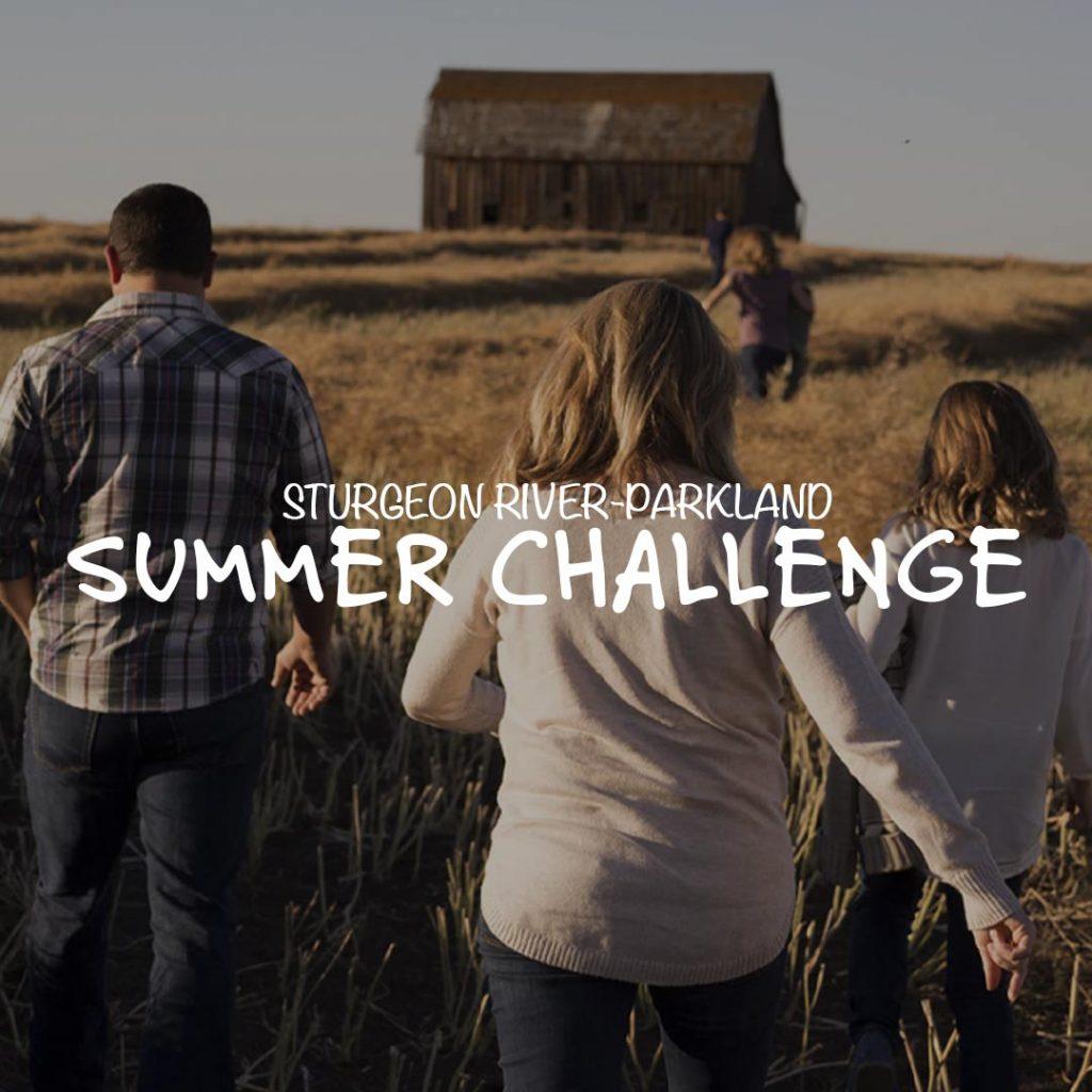 Dane Lloyd's Sturgeon River-Parkland Summer Challenge